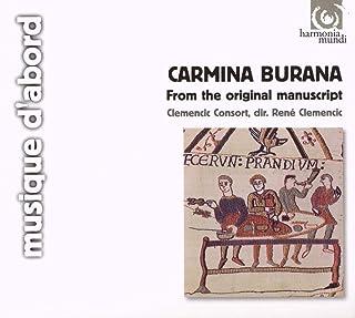 Carmina Burana (R.Clemencic)