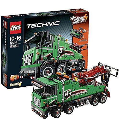 LEGO Technic - Camión de Asistencia, Juegos de construcción (42008)