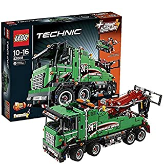 LEGO Technic 42008 - Abschlepptruck (B00B0ICW5W) | Amazon price tracker / tracking, Amazon price history charts, Amazon price watches, Amazon price drop alerts