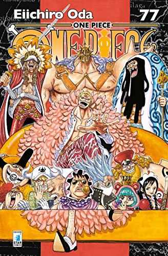 One piece. New edition (Vol. 77)