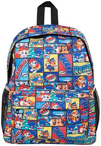 Sambro PWP15-8346-2 AOP Boys Backpack, Multicolour
