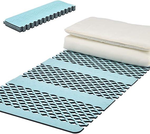 エアジョブ テイジン ベルオアシス(R)使用 すのこ型吸湿マット エアジョブPLUS