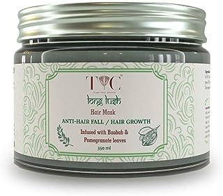 TYC Long lush Hair Mask an Organic Oil Mask for Hair Fall Control and Hair growth | Ayurvedic Lepan for Hairs