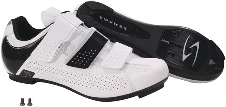 Serfas Men's Paceline 3-Strap Road Cycling shoes - SMR-401W
