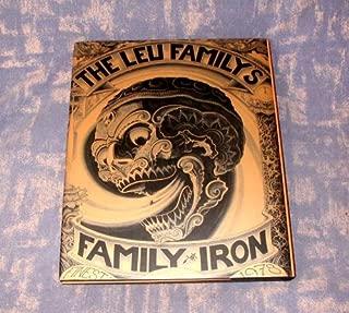 The Filip Leu Family's Family Iron Tattoo