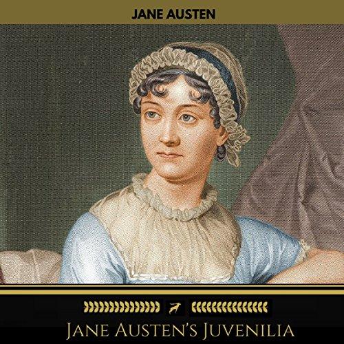 Jane Austen's Juvenilia audiobook cover art