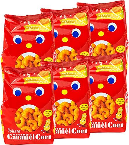 Review Of Tohato Caramel Corn Original 2.82oz/80g (6pack)