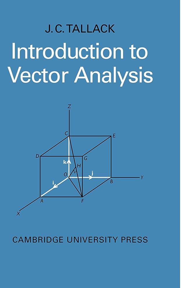 医薬品解放検出器Introduction to Vector Analysis