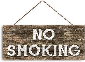 Niet roken Zone voor Café Winkel Boutique Aangepaste Houten Tekenen Ontwerp Opknoping Gift Decor voor Thuis Koffiehuis Bar...