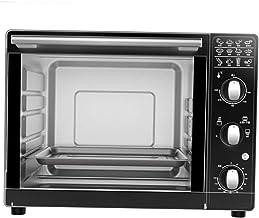 Mini freidora de aire de horno, horno de 33L de tostadora Convección al horno eléctrico con aire Fry Air Tostado de tostado de asado Función para pollo frito, bistec, papas fritas, tater tots, chips,