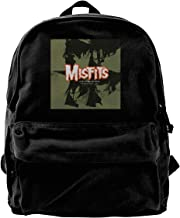 Misfits 12 Hits From Hell Unisex,Lightweight,durable,school Backpack,multi-purpose Backpack,travel Backpack