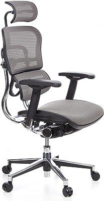 hjh OFFICE 653000 silla de oficina AIR-PORT tejido de malla ...