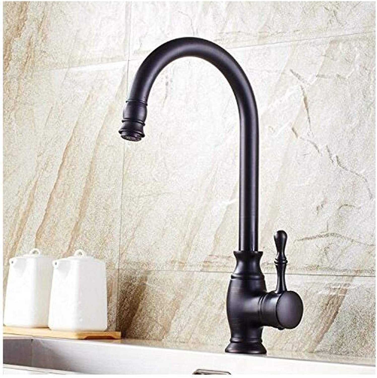 Faucet Modern Plated Mixing Faucet Antique Kitchen Kitchen ...