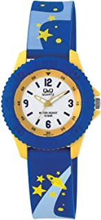 Q&Q Sport Watch Analog Display For Boys Vq96J018Y, Analog Display