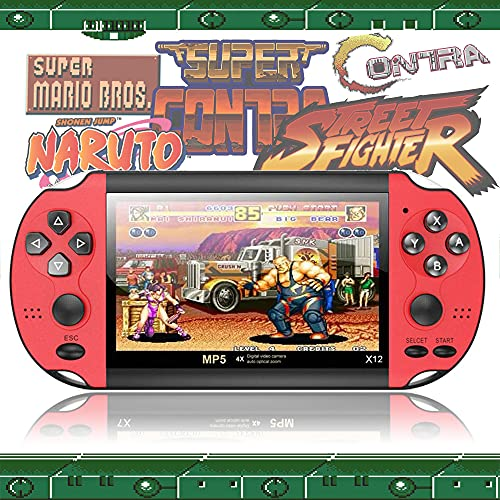 Handheld Game Console Portable, Built-in Free 1000 Retro Video FC Games,...