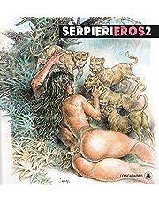 SERPIERI EROS II BILINGUAL COLLECTION: Vol. 2