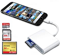 micro sd card reader for iphone 5