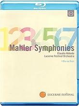 Claudio Abbado: Sinfonías 1-7 [Reino Unido] [Blu-ray]