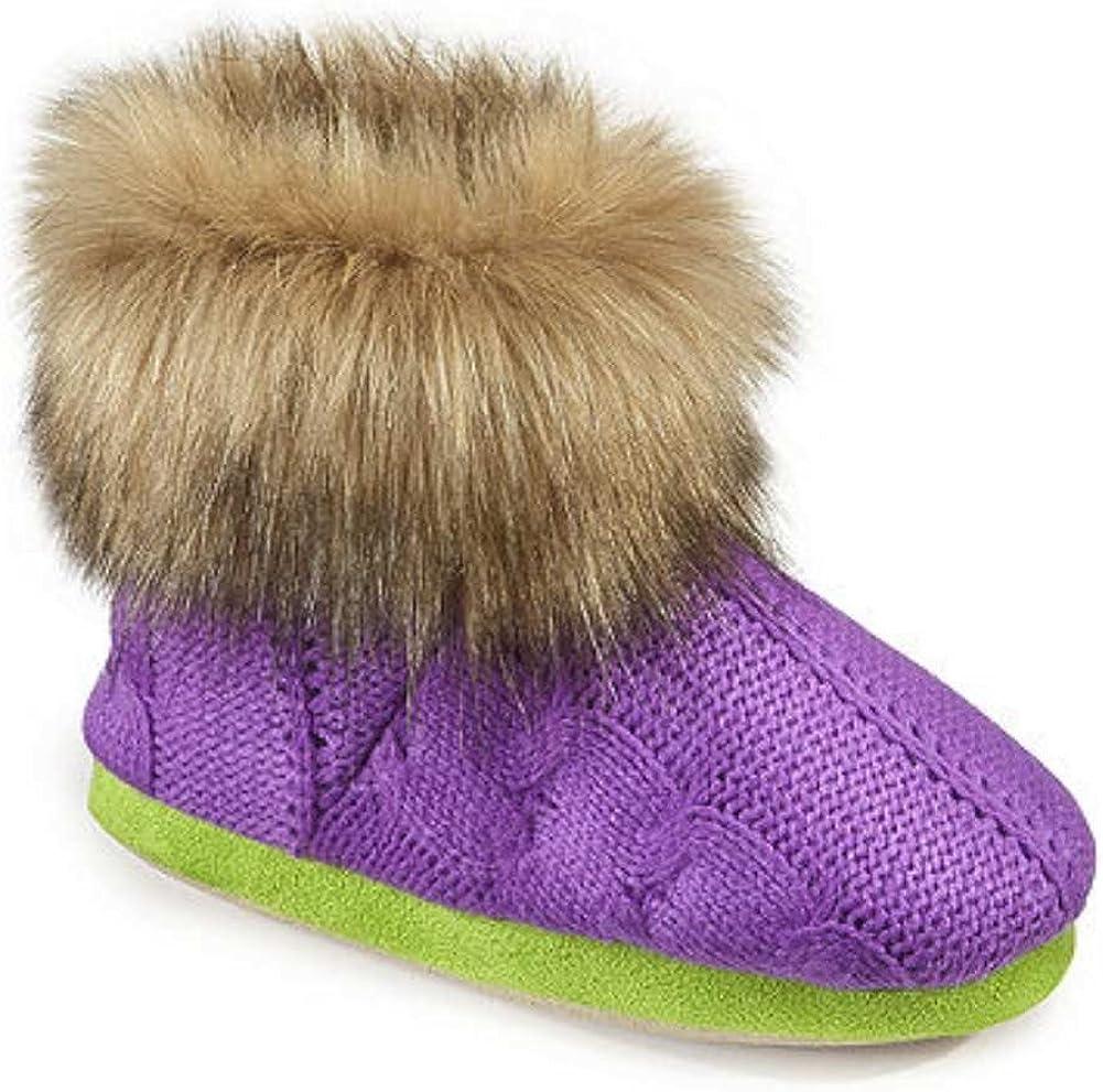 Kensie Brand Cheap Sale Venue Girl Girls Direct sale of manufacturer Fox Rabbit Bear Kid Boot Slippers Little Big