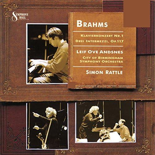 Leif Ove Andsnes, City of Birmingham Symphony Orchestra & Sir Simon Rattle