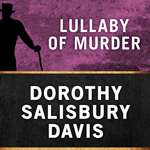 Lullaby of Murder audiobook cover art