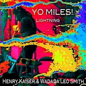 YO MILES! Lightning