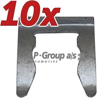 10x JP Group Halter, Bremsschlauch