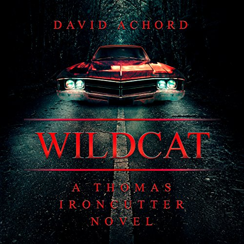Wildcat audiobook cover art