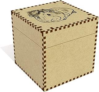 Azeeda Large 'Pet Guinea Pig' Jewellery / Trinket Box (JB00041748)