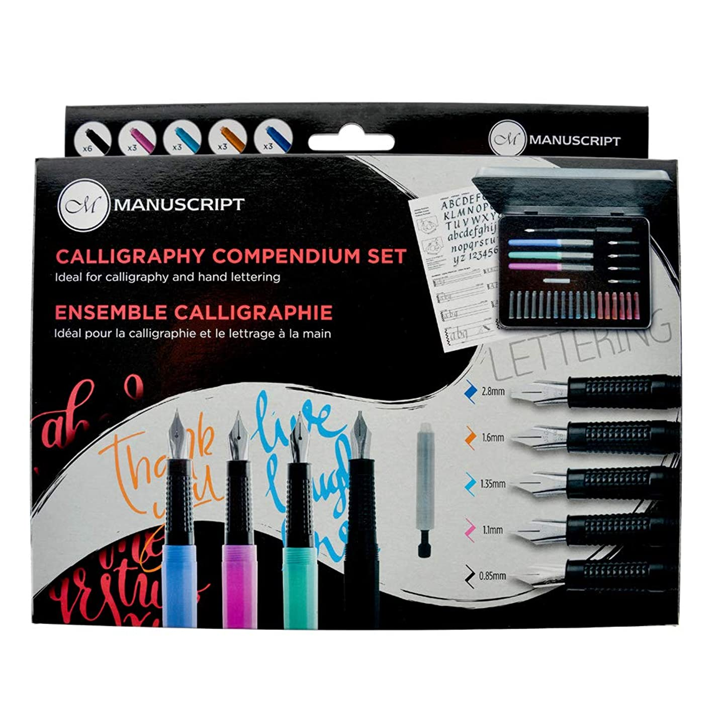 Manuscript 277902 Calligraphy Compendium