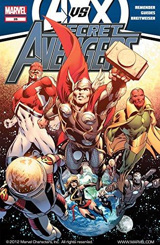 Download Secret Avengers (2010-2012) #26 (English Edition) B00ZMZIAU0