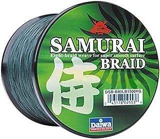 Daiwa Samurai Braided Line-Green