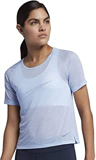 Womens Miler Breathe Short Sleeve Top