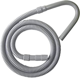 "Raven Replacement Washing Machine Drain Hose (6 feet) - Fits 1"", 1 1/8"" and 1 1/4"""