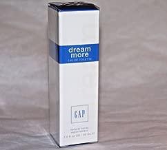 GAP DREAM MORE WOMEN EAU DE TOILETTE PERFUME TRAVEL SIZE 1 OZ / 30 ML