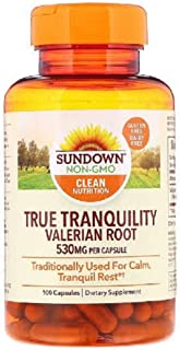 Sundown Valerian Root 530 mg