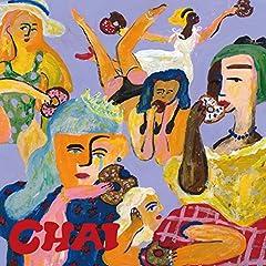 CHAI「Donuts Mind If I Do」の歌詞を収録したCDジャケット画像