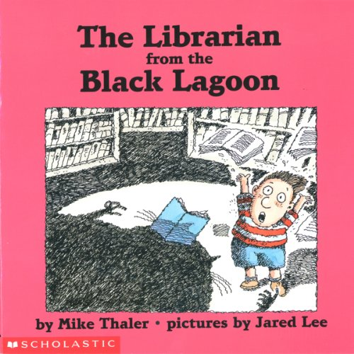 Librarian from the Black Lagoon audiobook cover art