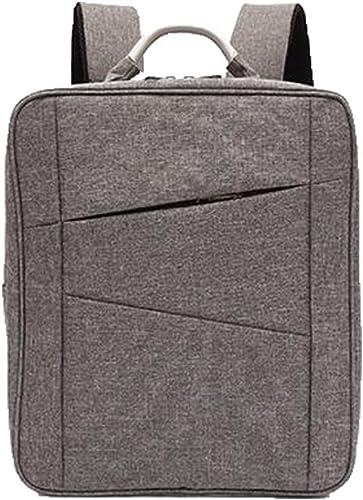 Hzjundasi Zubeh Wasserdichter Rucksack Armaturen Schultertasche für DJI Goggles+Spaßk Drohne Farbe Grau
