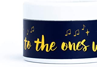 """Piccolo carillón manovella di La La Land con il tema principale della sua colonna sonora: City of Stars e la frase """"Here's..."""