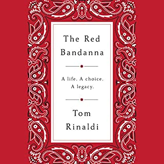 The Red Bandanna audiobook cover art
