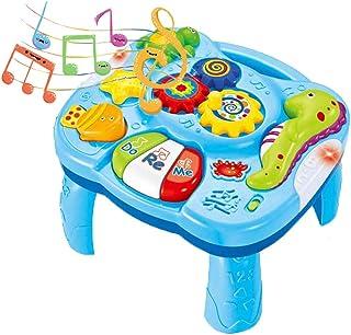 لعبة طاولة التعلم الموسيقية للأطفال من كوكسيير تعليمية إبداعية