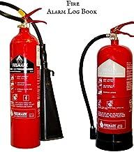 Fire Alarm Log Book: Fire Alarm Journal| Fire Register Log Book | Fire Alarm Service & Inspection Book| Fire Safety Register | Fire Incident & Prevention Log Book