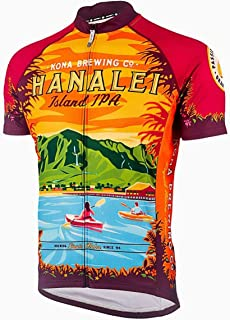 CANARI Men's Souvenir Cycling/Biking Jersey