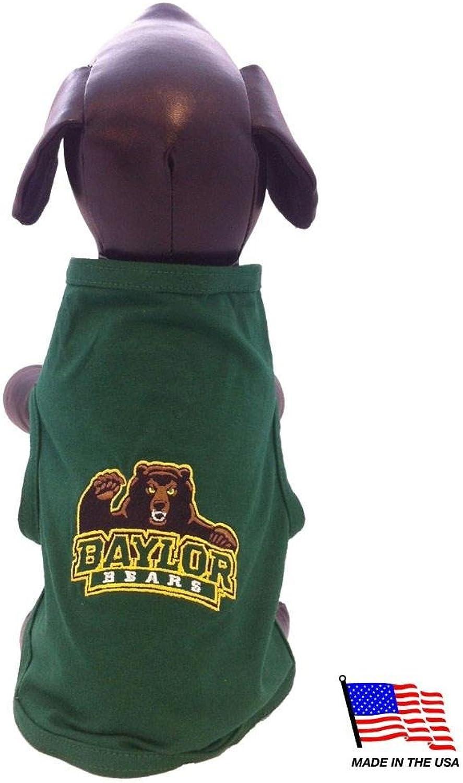 Baylor Bears Pet Tank  Medium