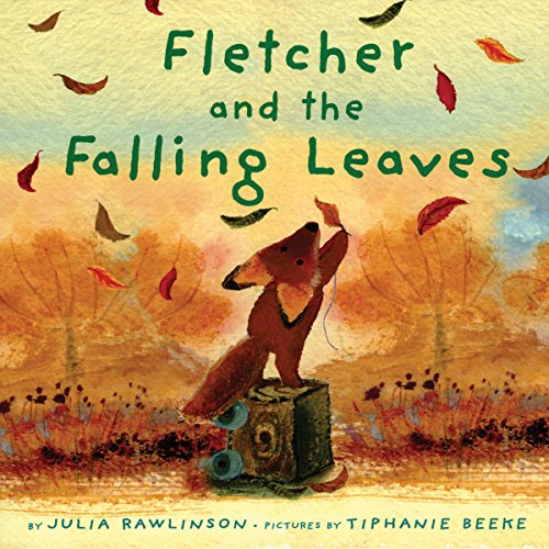 Fletcher and the Falling Leaves cover art