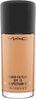MAC Studio Fix Fluid Foundation SPF 15 NC45