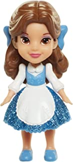 Disney Princess My First Mini Toddler Blue Dress Belle Poseable Doll