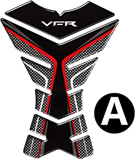 Decals & Stickers | Motorcycle Tank Pad Protector Decal Stickers Case for Honda VFR 800 800F 800X 1200 1200F 1200X 400 Tank | by NAHASU