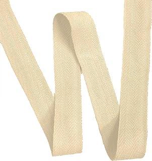 1.5cm巾 厚さ0.8mm綿綾テープ 5M単位カット売り MFFS1010 手芸用品 手芸材料 趣味 ラッピング 服飾 衣装 プレゼント